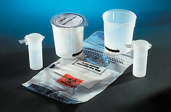 Split Collection Kit Lg SAMSHA